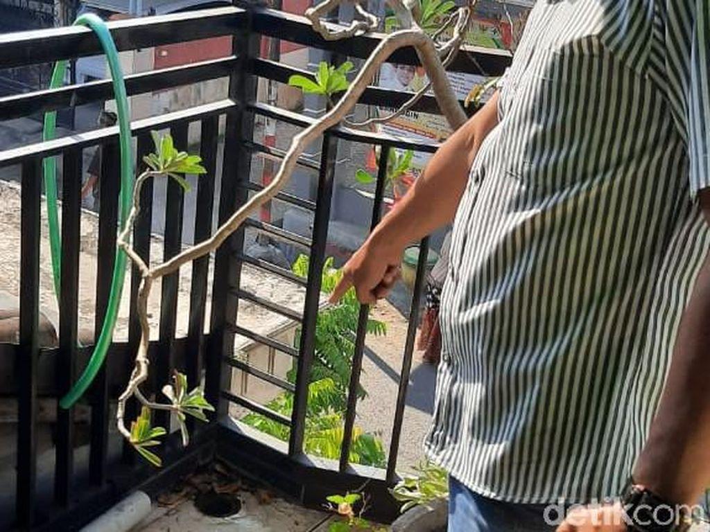 Seorang Kades di Mojokerto Tewas Tersetrum Saat Perbaiki Antena Wi-Fi