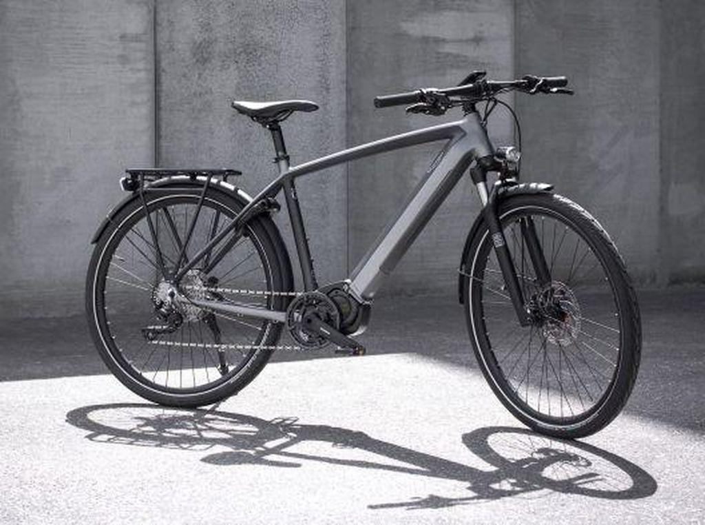 Triumph Bikin Sepeda Listrik Mulai Rp 53 Jutaan, Mau?