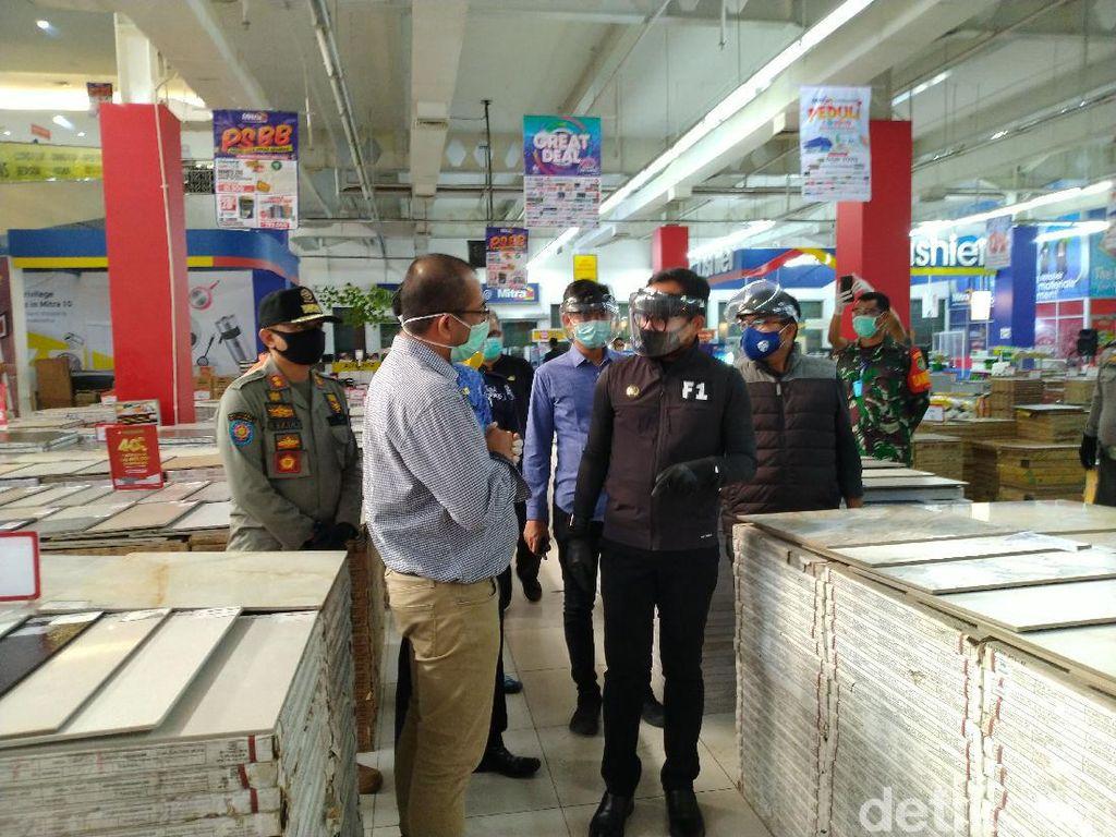 Analisis Penularan COVID-19, Pemkot Bogor Akan Cek CCTV Mitra10