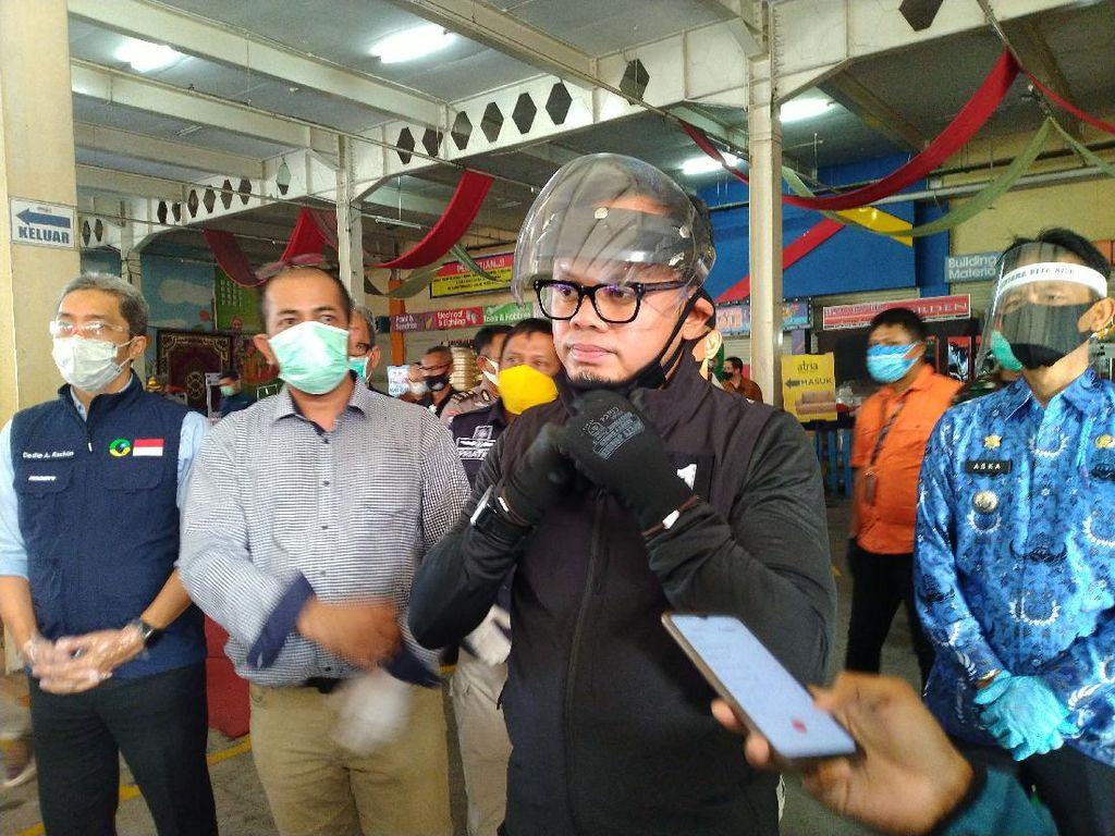 3 Pegawai Positif Corona, Bima Arya Minta Mitra10 Bogor Tutup 14 Hari