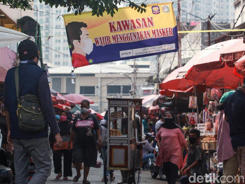 Ikappi Minta Kebijakan Pemprov DKI Cegah Corona di Pasar Libatkan Pedagang