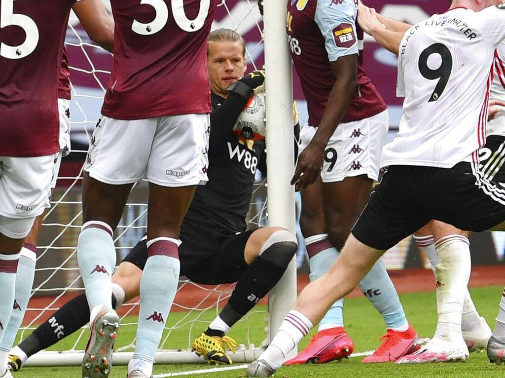 Gol Hantu Aston Villa Biang Keladi Bournemouth Degradasi?