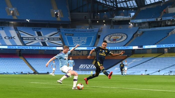 City Vs Arsenal: The Citizens Belum Oke, Arteta Tetap Waspada