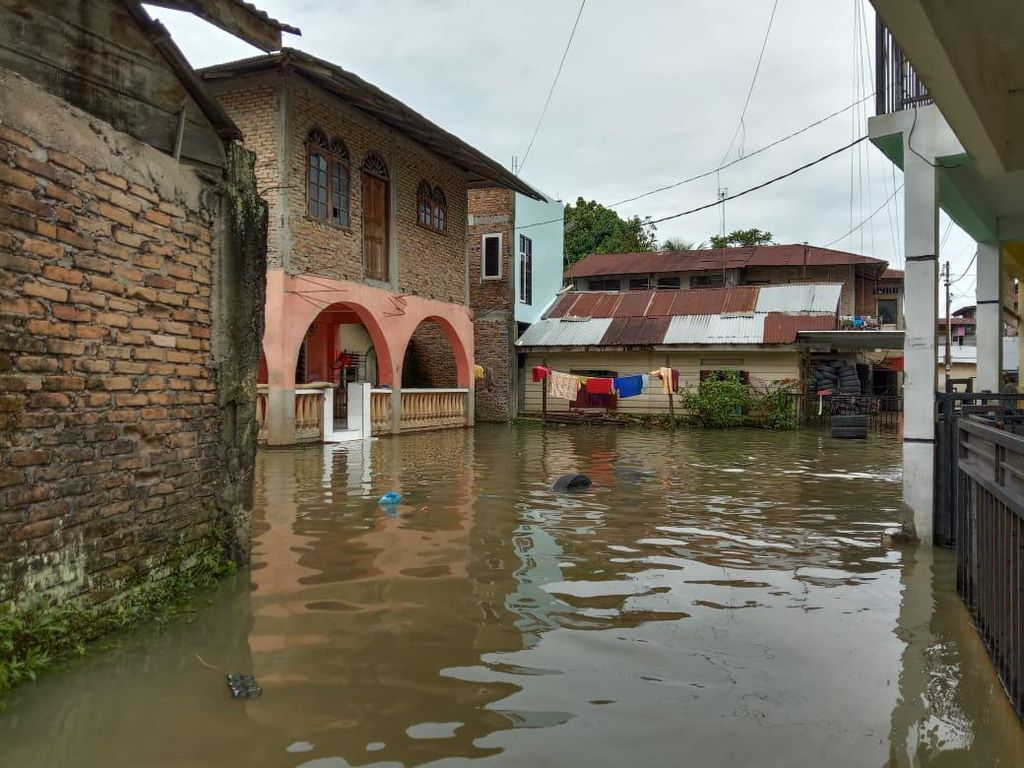 DPRD Minta Pemko Medan Tak Lupa Atasi Banjir Meski Anggaran Tersendat Corona