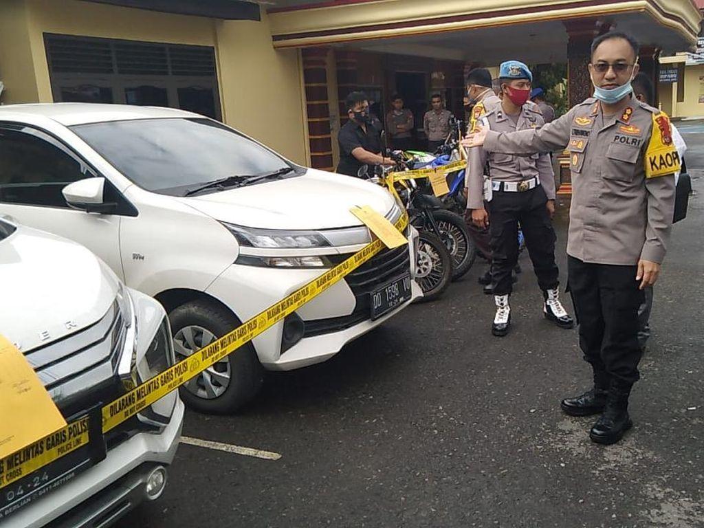 Polisi Bongkar Investasi Bodong Senilai Rp 131 M di Tana Toraja Sulsel