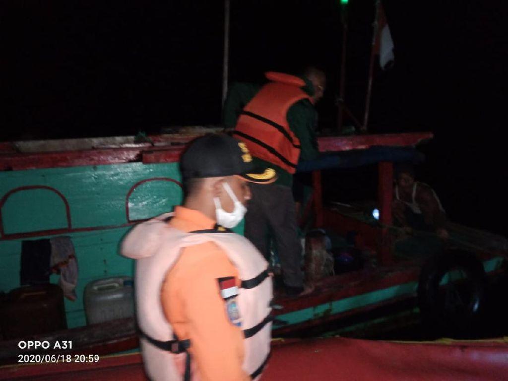 Nelayan yang Hilang di Perairan Nias Selatan Ditemukan Selamat