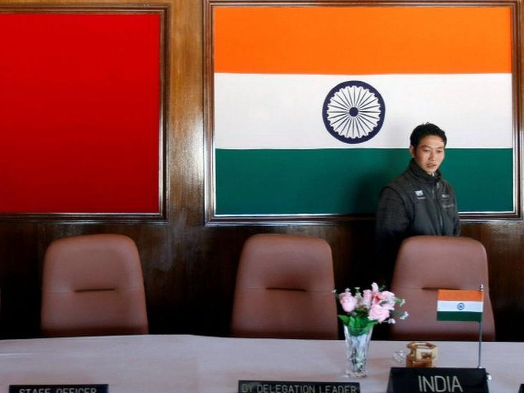 Tewaskan 20 Tentara India, Ada Apa di Balik Pertikaian Militer India-China?