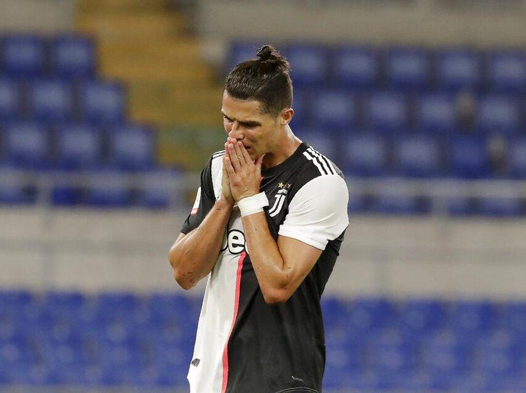 Sebelumnya... Ronaldo Tak Pernah Kalah di Dua Final Beruntun