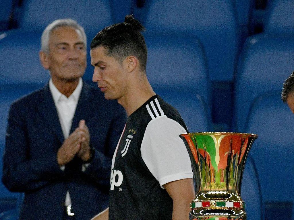 Cuadrado: Ronaldo Lagi Sedih