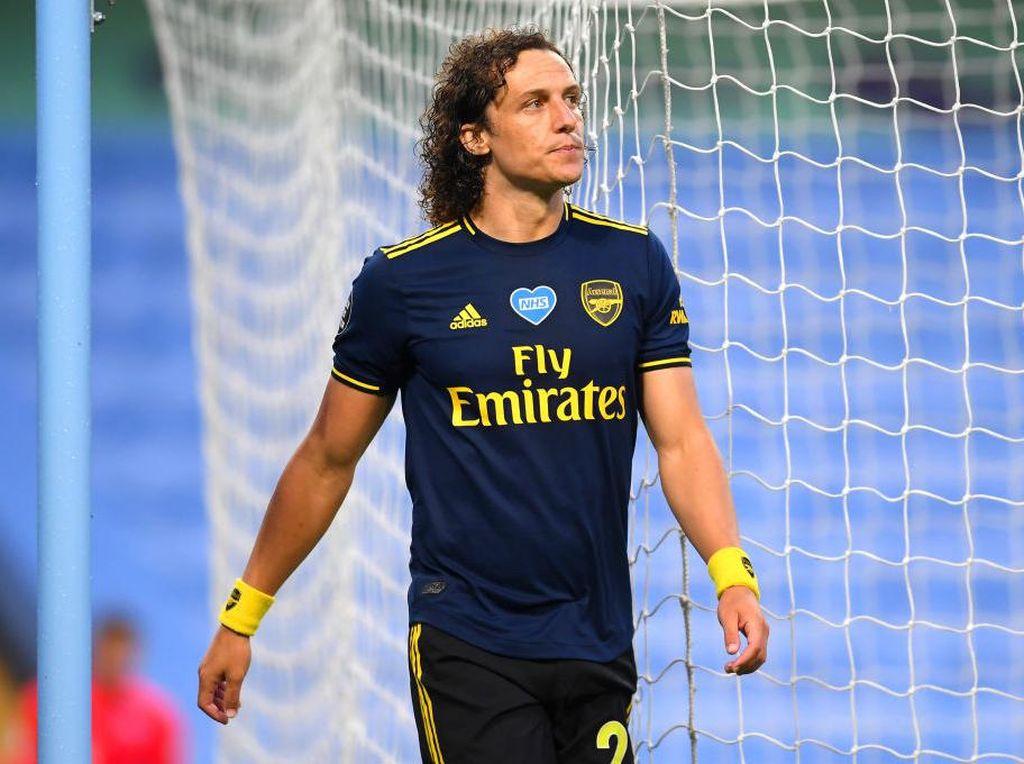 David Luiz Enggak Sering-sering Amat Blunder, kok