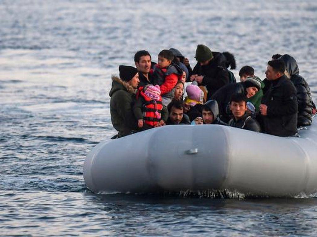 UNHCR: Jumlah Pengungsi Tahun 2019 Catat Rekor Tertinggi