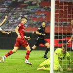 Hasil Liga Jerman: Leverkusen Menang, RB Leipzig Seri