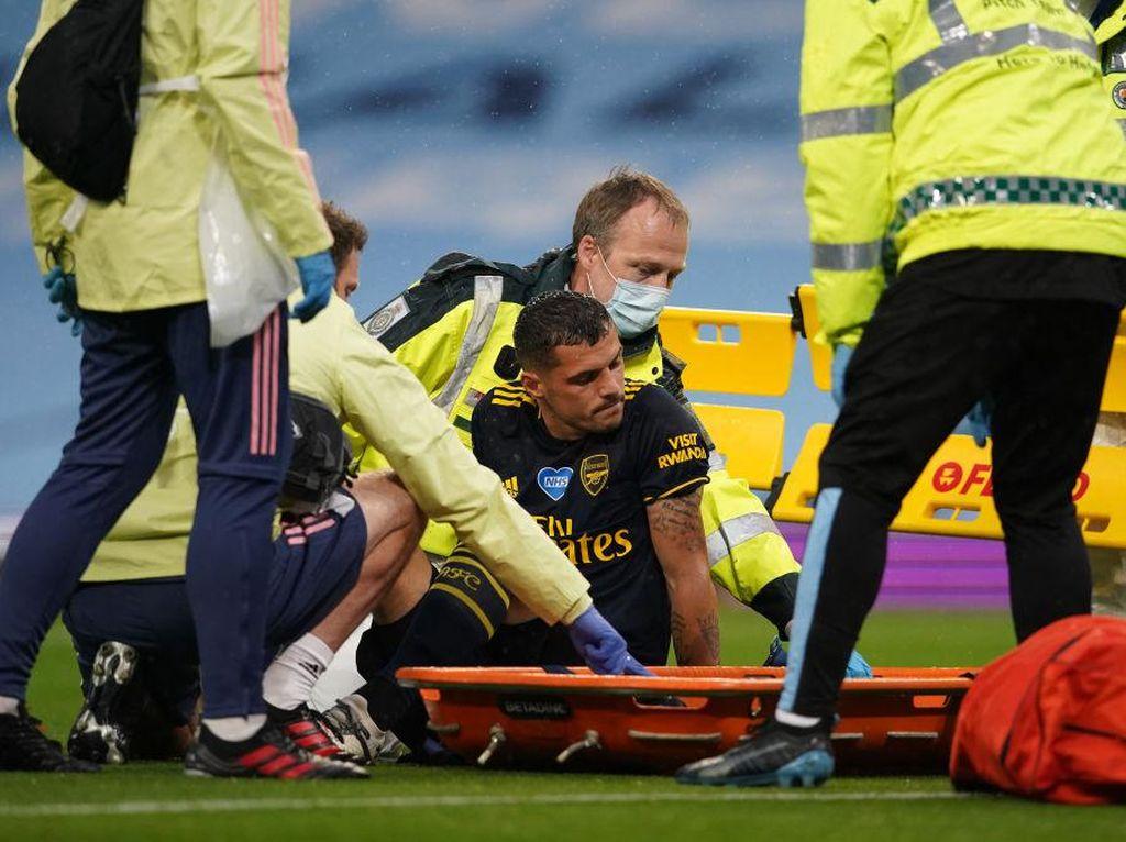 Belum Apa-apa, Arsenal Sudah Didera Badai Cedera