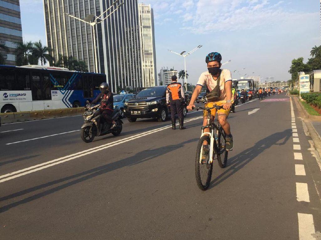 Penerapan Denda Rp 100 Ribu Bagi Pesepeda Keluar Jalur Dinilai Membingungkan