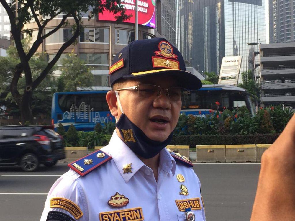 CFD Ditiadakan, Aparat Akan Patroli di Jalan Sudirman-Thamrin Cegah Kerumunan
