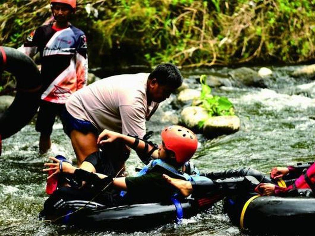 Basah-basahan di Sleman, Kampung Wisata Remboko Tempatnya