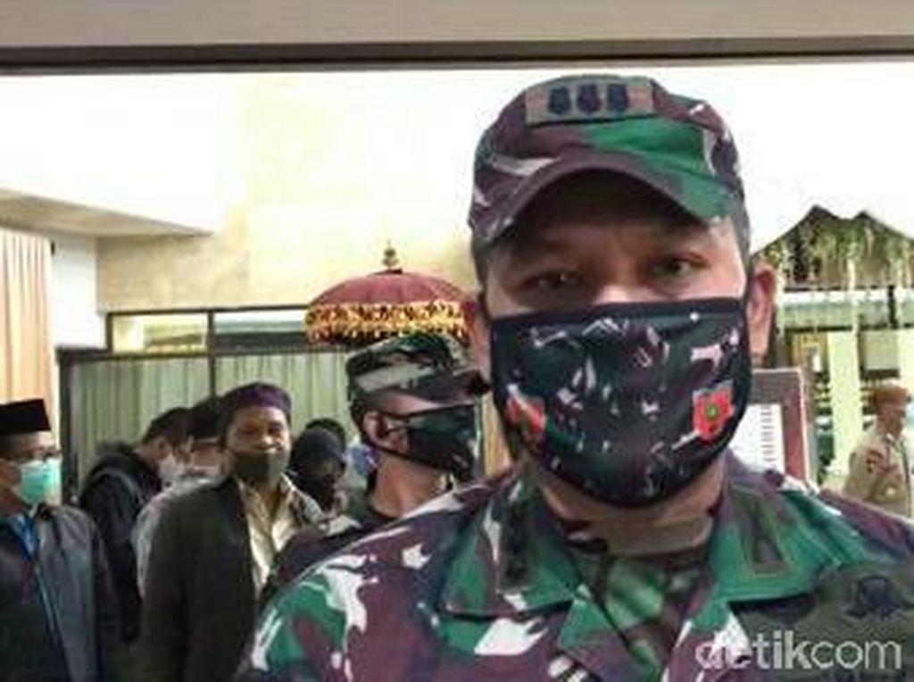 Marak Pengambilan Jenazah Corona, 90 TNI Jaga RS Rujukan di Makassar