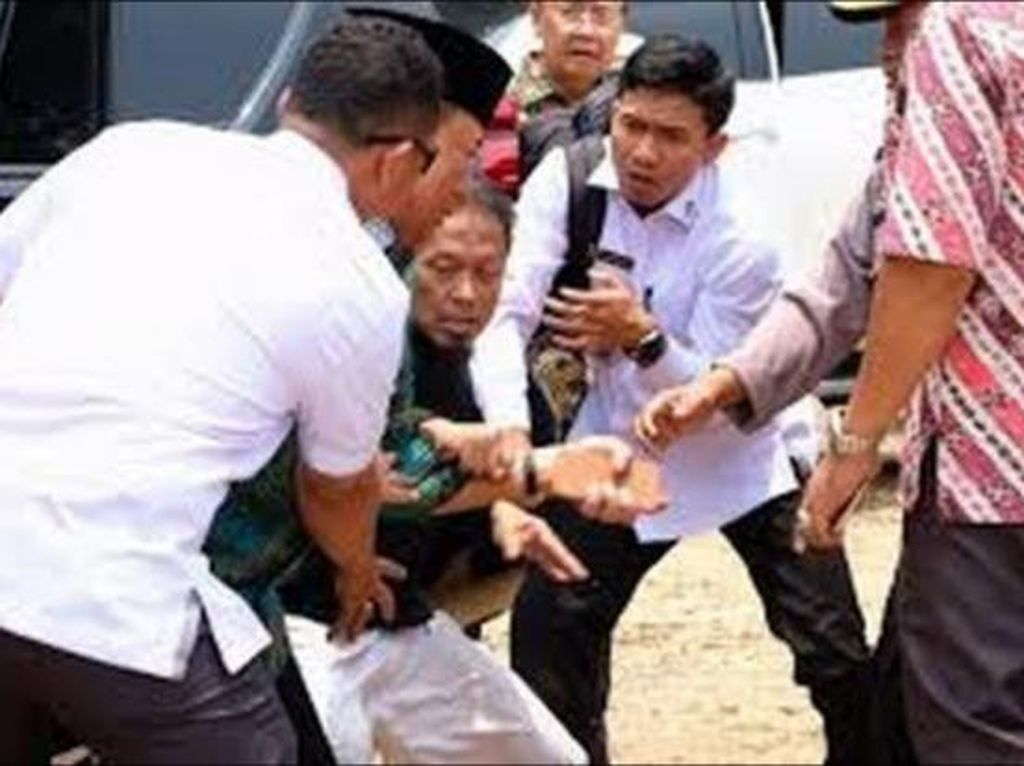Kompensasi untuk Wiranto