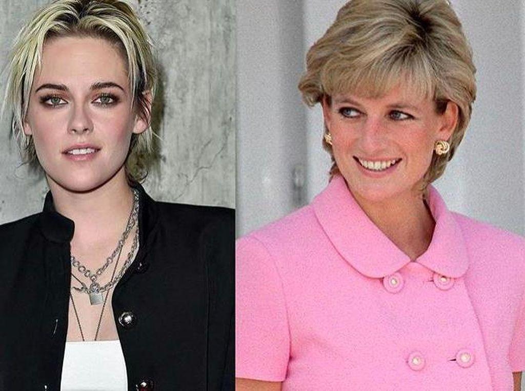 Kristen Stewart Jadi Putri Diana, Ini Pendapat Keluarga Kerajaan Inggris