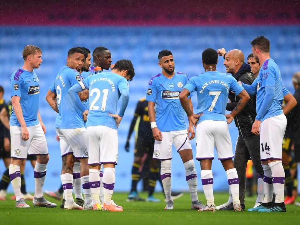 Lolos Hukuman UEFA, Man City Tetap Diusut Premier League