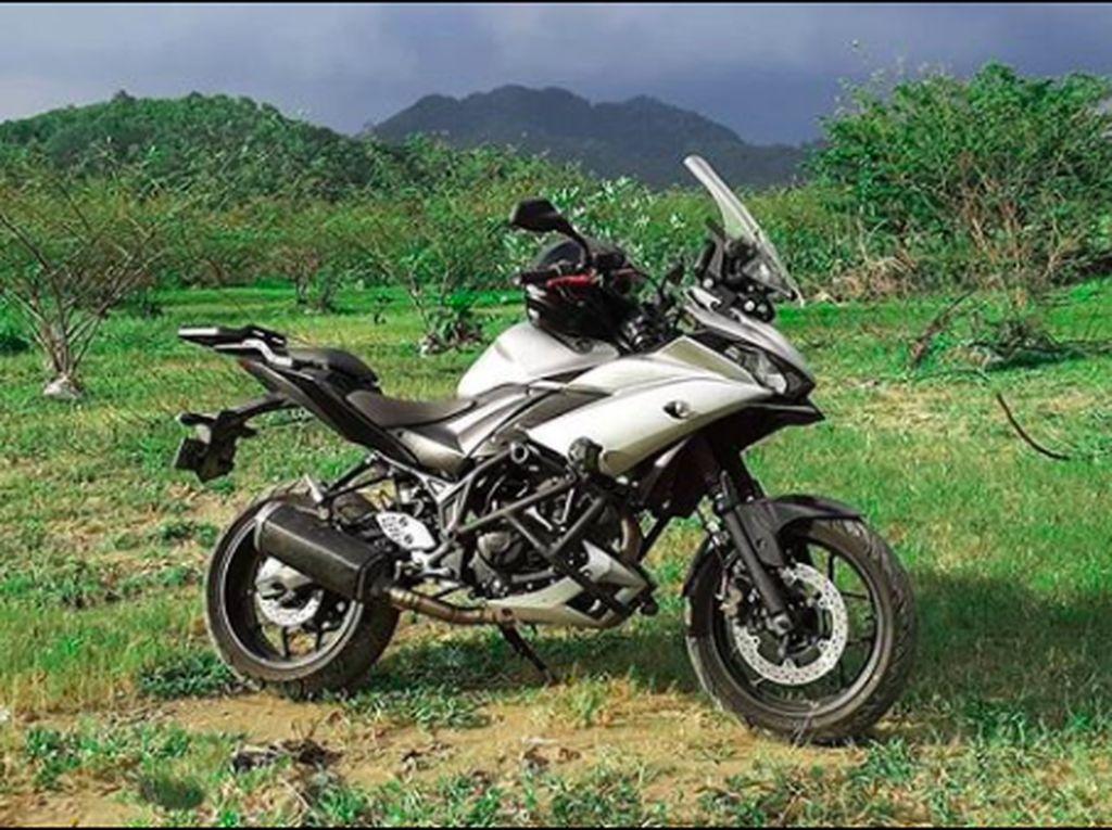 Ini Yamaha R25 yang Bisa Hidup di Dua Alam