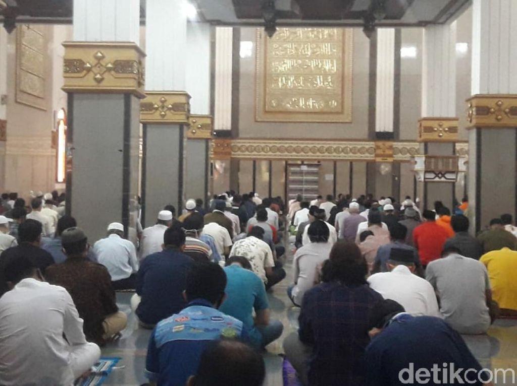 Salat Jumat 2 Gelombang, Persis Jabar: Sesuaikan Kapasitas Masjid