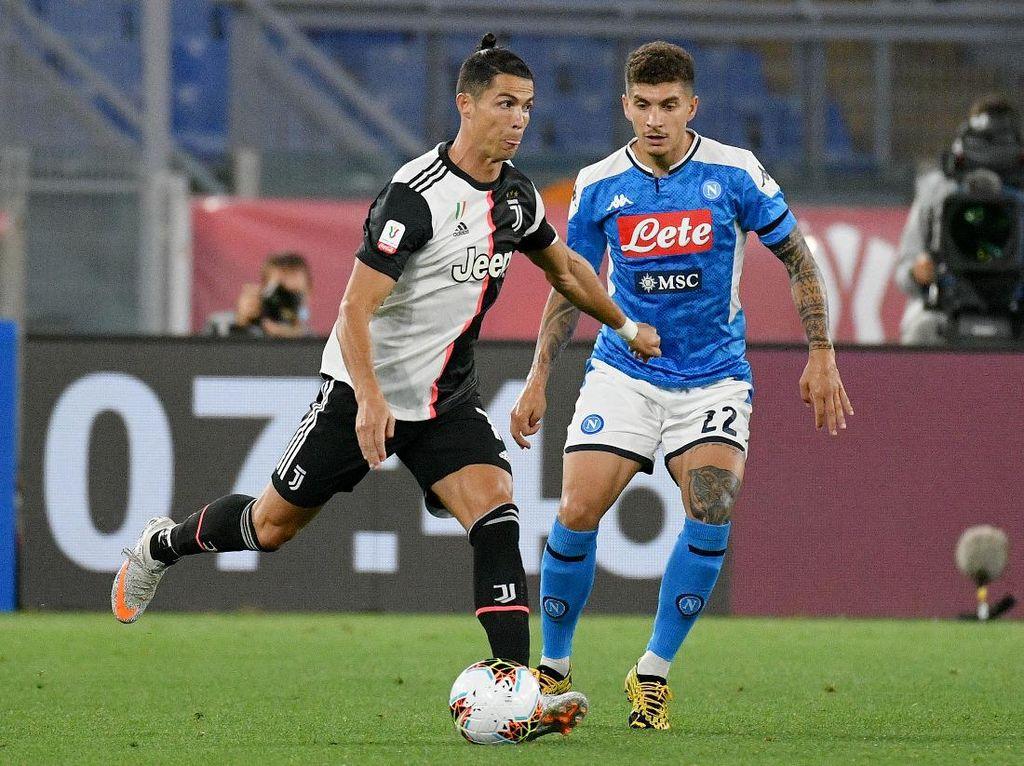 Final Coppa Italia: Kalahkan Juventus, Napoli Juara