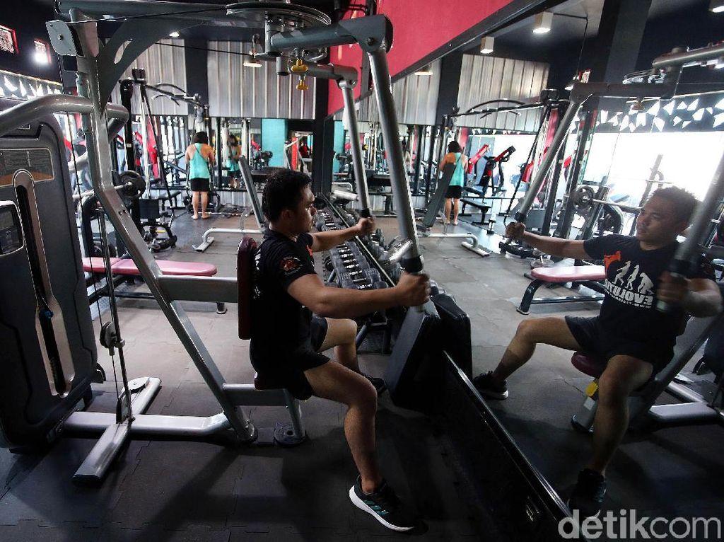 Nge-Gym di Masa Adaptasi Kebiasaan Baru, Amankah?