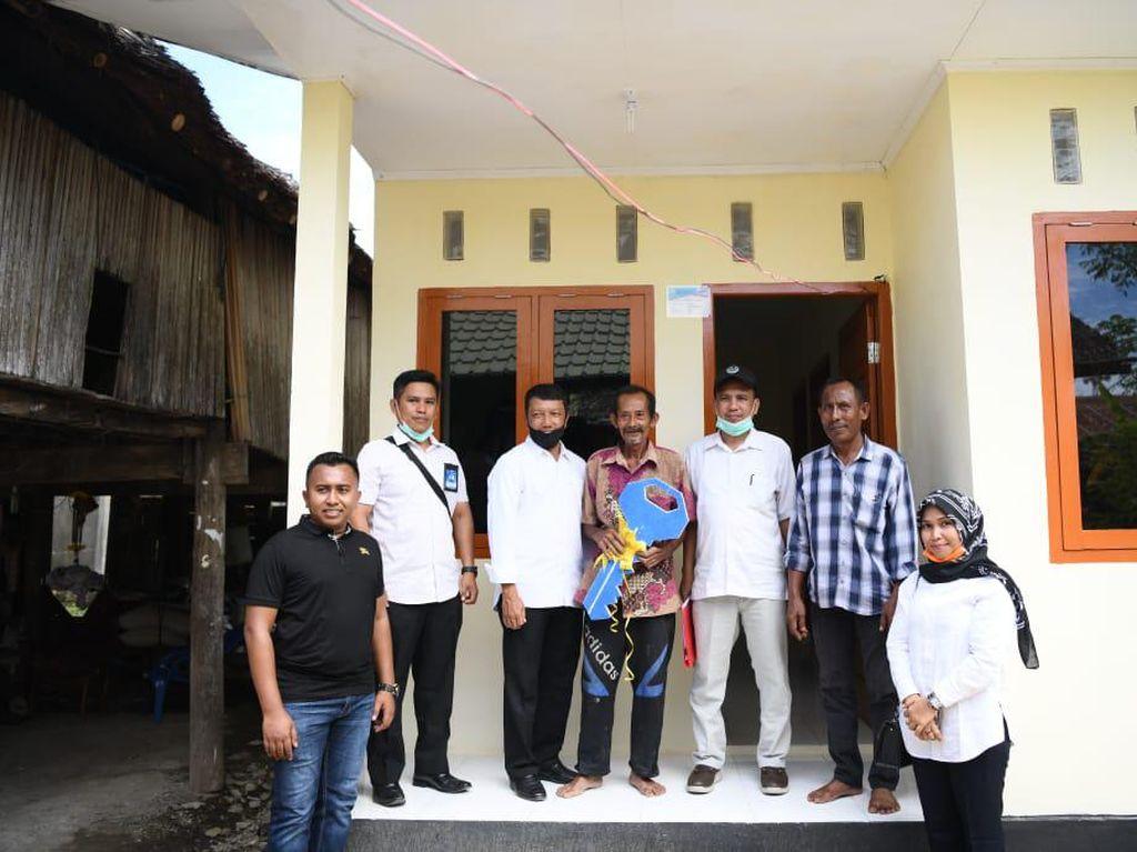 Kucurkan Rp 348 M, Pemprov Aceh Bangun 4.226 Rumah untuk Warga Miskin