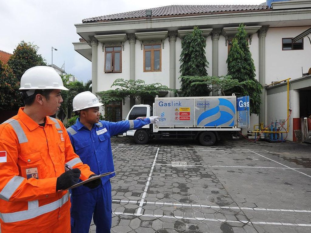 Selama Pandemi, PGN Salurkan Gas Bumi ke-32 Pelanggan Industri Baru