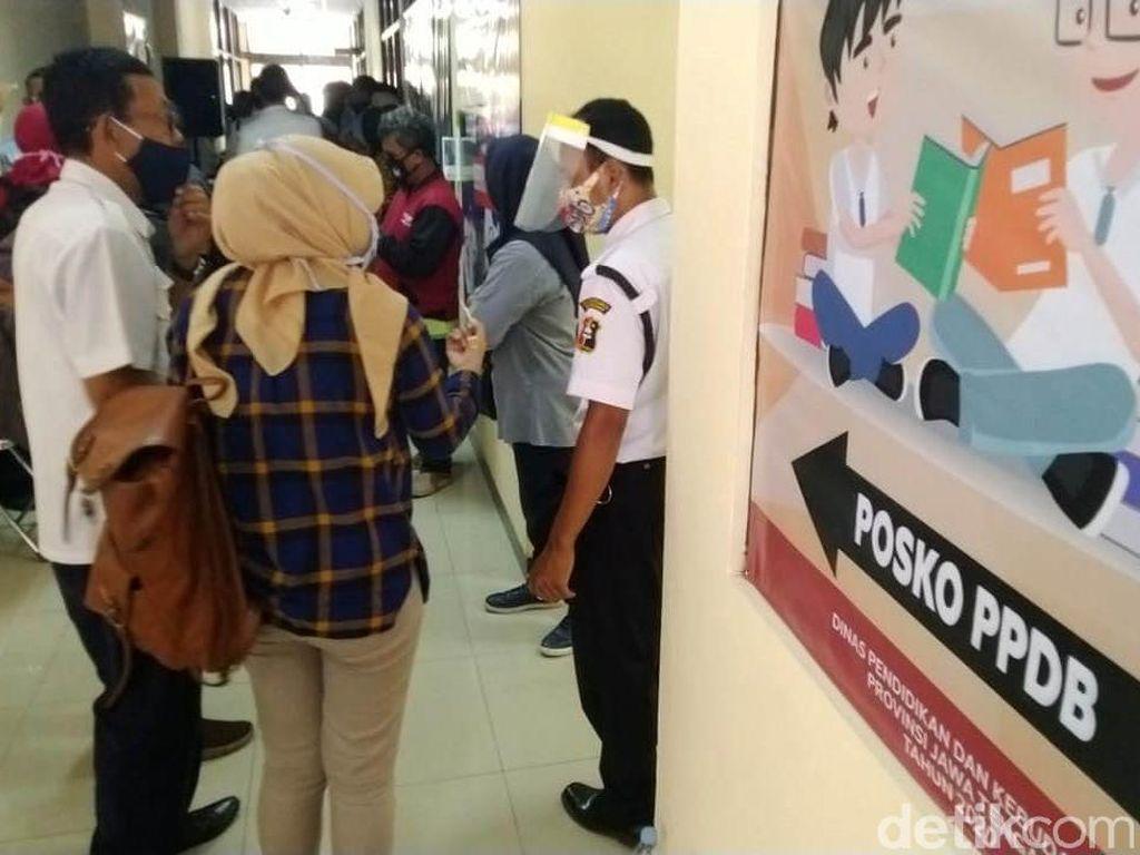 Pilih Sekolah PPDB Jateng Tak Bisa Diklik, Ini Dia Sebabnya