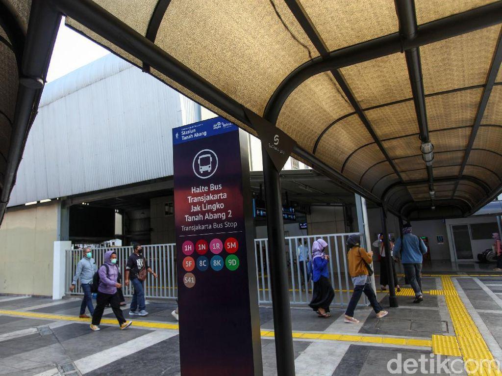 Potret Stasiun Kereta Api di Jakarta Kini Makin Ciamik