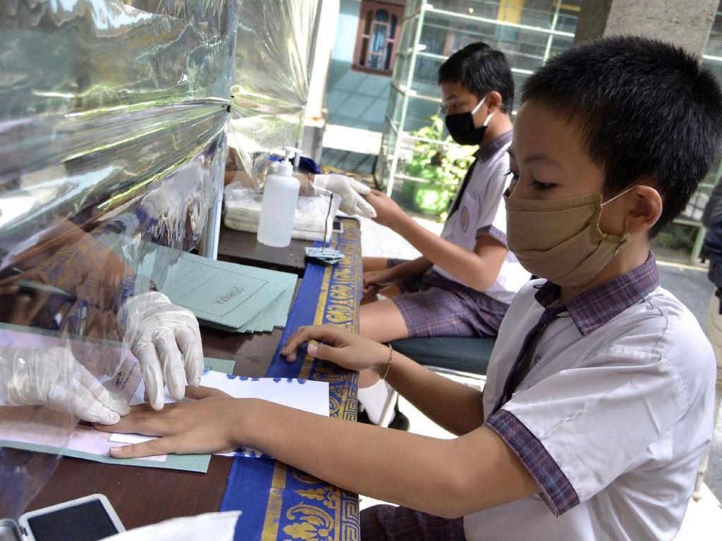 Protokol Kesehatan saat Pengambilan Dokumen Kelulusan