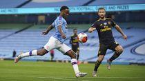 Video Man City Vs Arsenal: The Citizens Bantai The Gunners 3-0