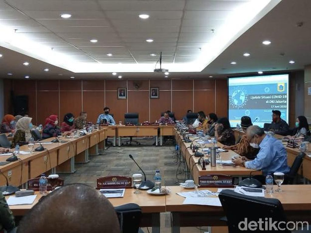 Dinkes DKI: 18 Pasar Dites Corona, Positif Terbanyak di Pasar Kramat Jati