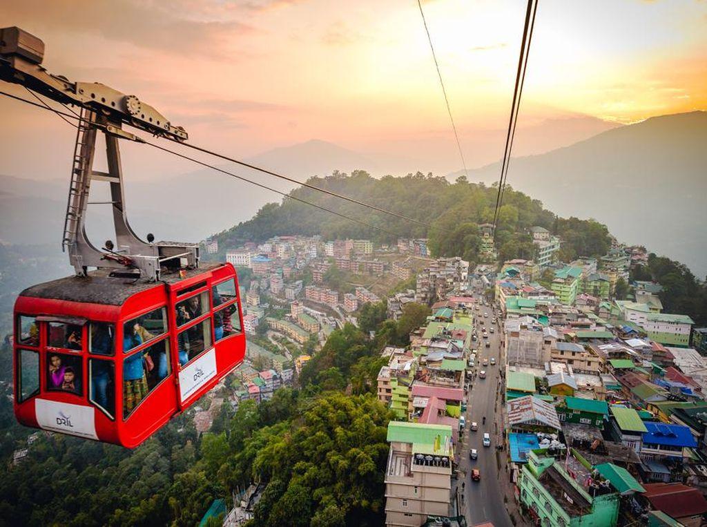 Pesona Sikkim, Negara Bagian India yang Punya 11 Bahasa Resmi