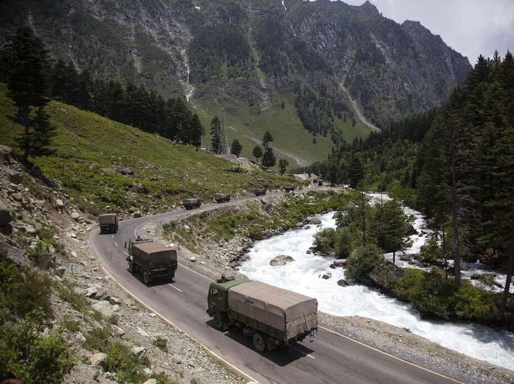 China Tuduh Tentara India Lepas Tembakan Peringatan di Perbatasan