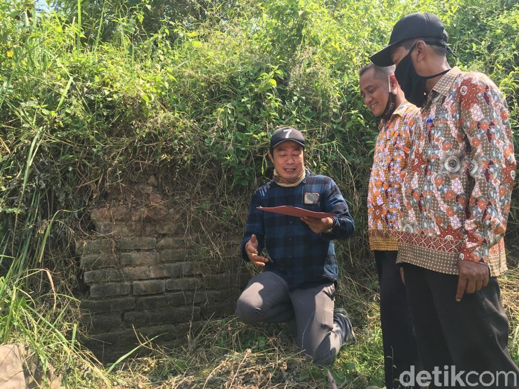 Dinding Talud Barat Ditemukan, Luas Situs Kumitir Diprediksi Susut Jadi 10 Hektar