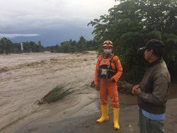 Curah Hujan Tinggi, 2 Desa di Sigi Sulteng Terendam Banjir