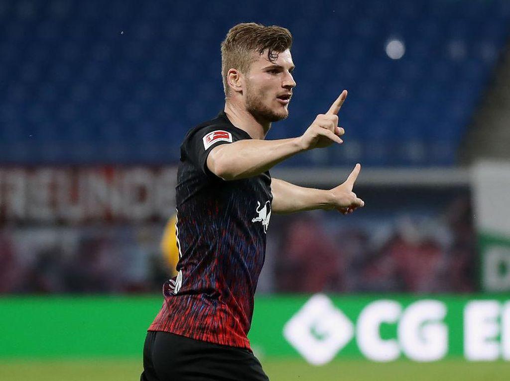 Mengapa Pilih Chelsea dan Tolak Liverpool Jadi Pilihan Terbaik Werner?