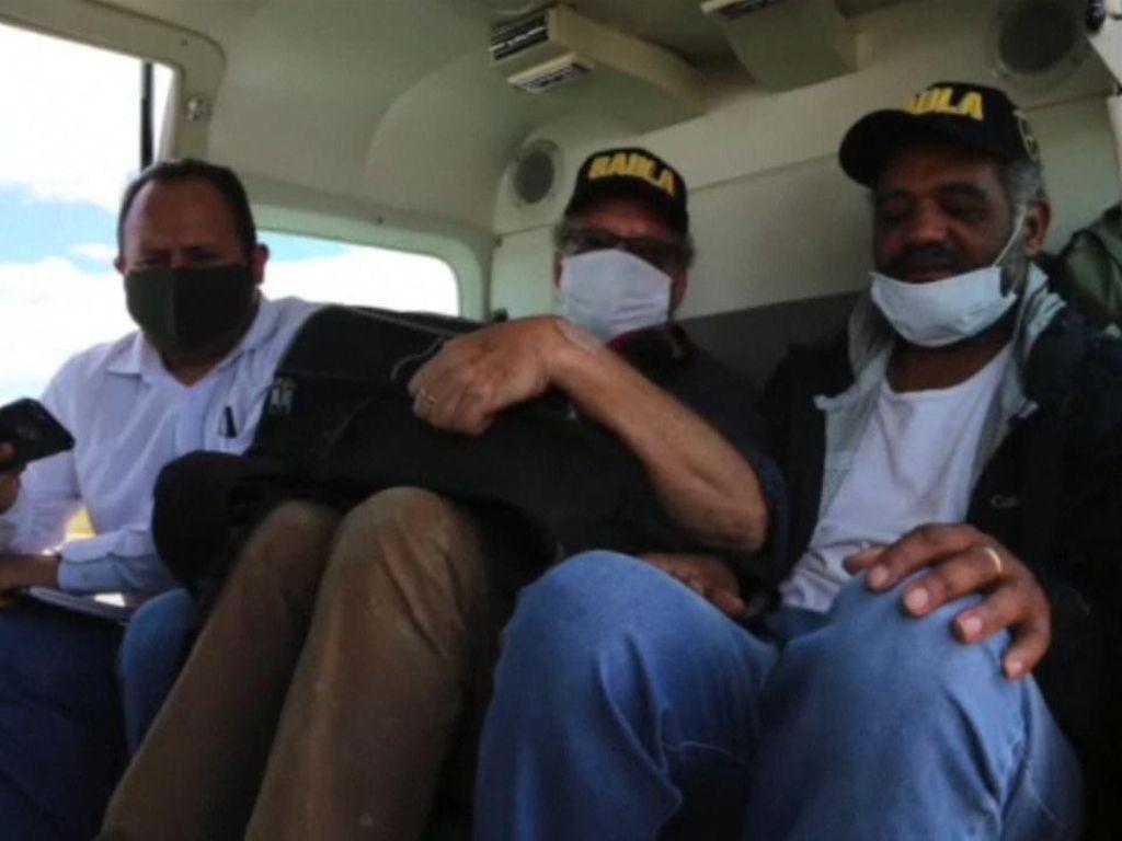 3 Bulan Disandera Pemberontak Kolombia, 2 Turis Akhirnya Bebas
