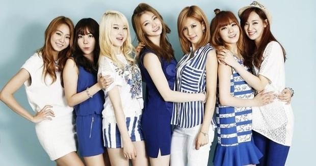 Girl grup After School yang bubar karena agensinya