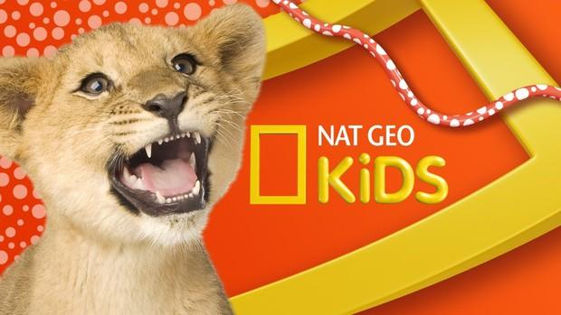 National Geographic Kids adalah tayangan yang bagus untuk memperkenalkan hewan pada anak-anak.