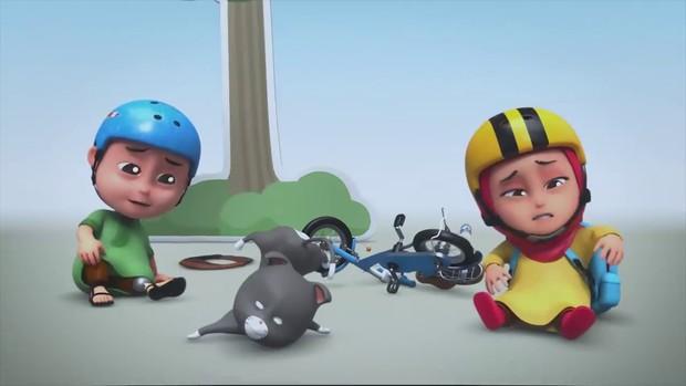 Nussa dan Rara adalah dua tokoh dalam kartun animasi anak Islami berjudul Nussa.