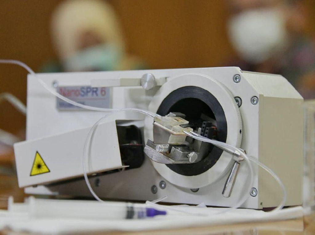 10 Ribu Kit Alat Deteksi COVID-19 ITB-Unpad Diproduksi Juli 2020