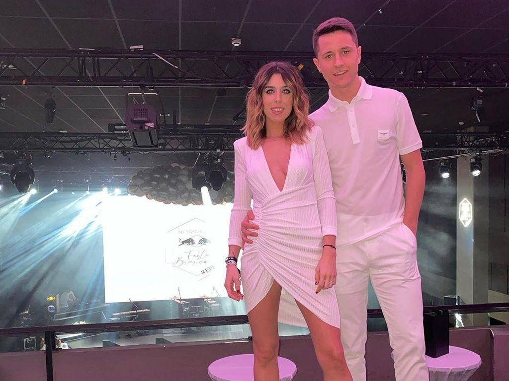 Kisah Herrera Dilarang Pacar ke Toilet Saat Pesta Ultah Neymar