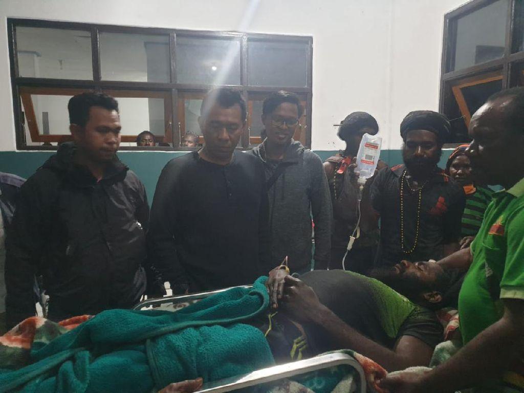 Anggota KKB Papua Tertembak Pistol Sendiri Saat Hendak Serahkan Diri