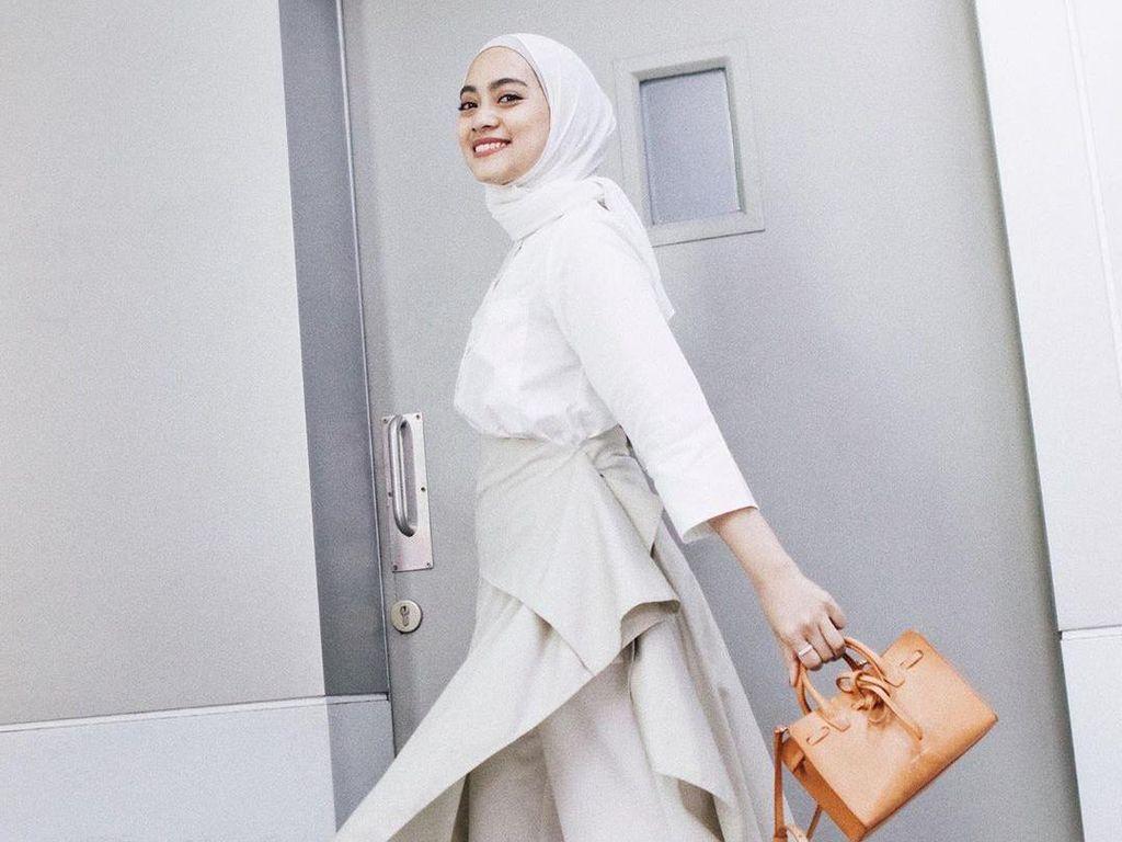 5 Tips Gaya Busana Hijab Ayudia Bing Slamet yang Bisa Kamu Tiru