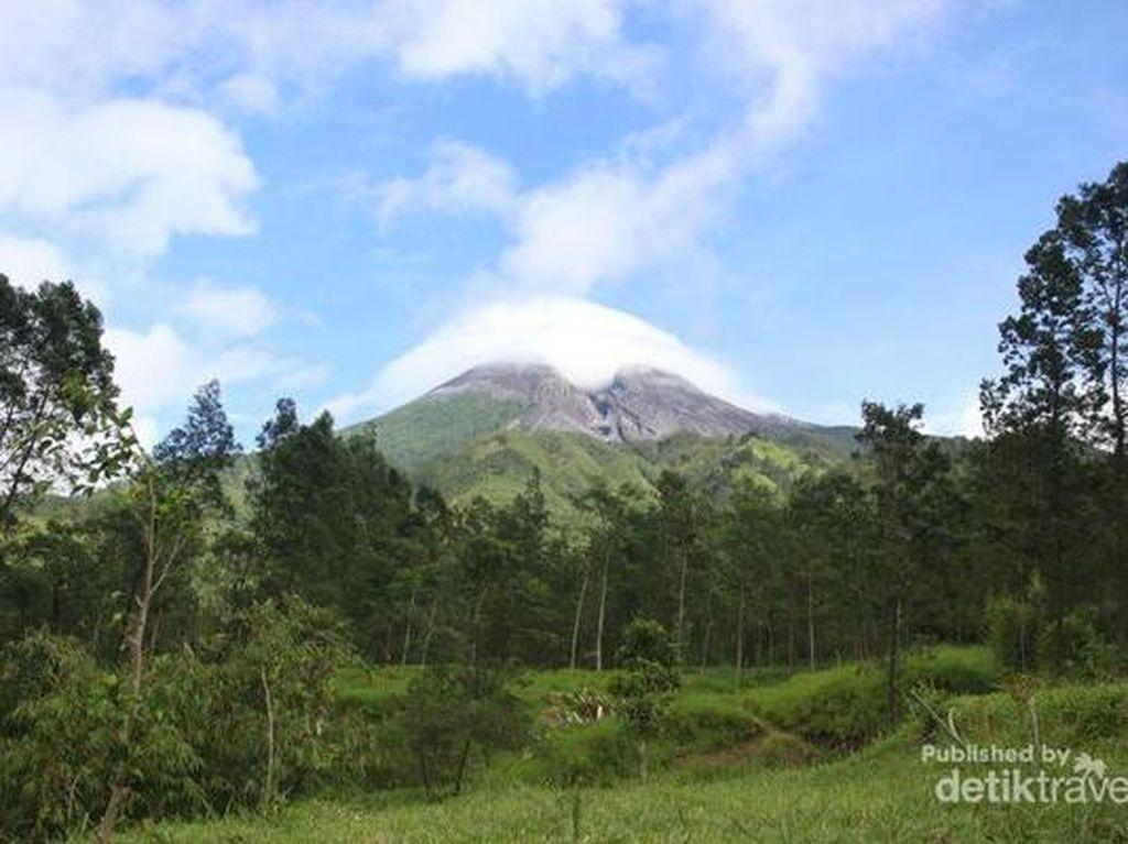 Memuaskan Sekali Mengunjungi Bukit Klangon Gunung Merapi