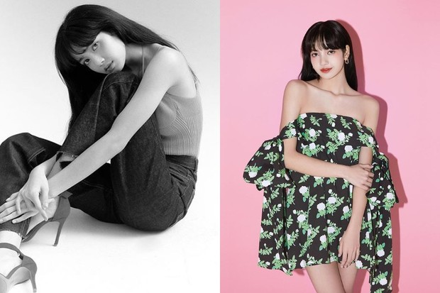 Outift sexy Lisa BLACKPINK untuk Majalah Allure Korea Juni 2020